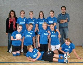 16. Jugend weiblich U16 - Jugend Bezirksliga