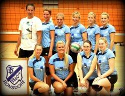 2. Damen - Bezirksliga